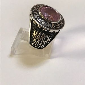 Jewelry - Sterling silver school ring